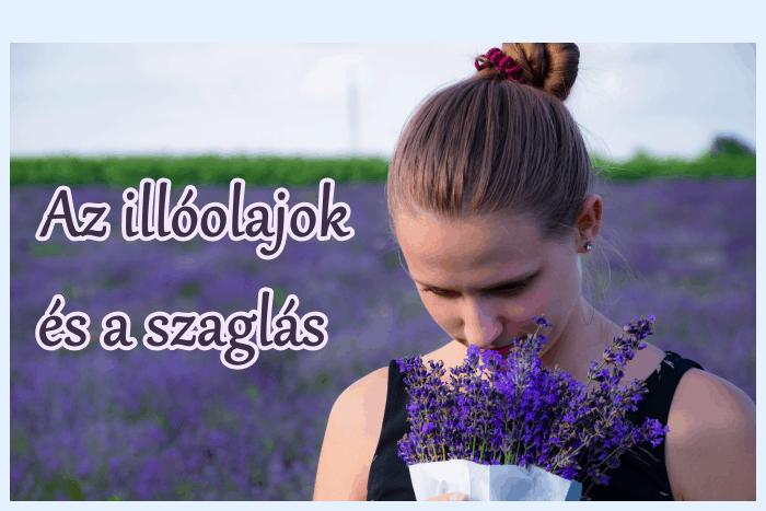 Az illóolajok hatása a szaglásra – hogyan működik?